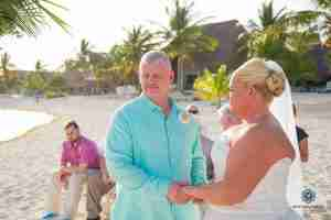 Kesha and Kevin Wedding in Paamul Playa del Carmen