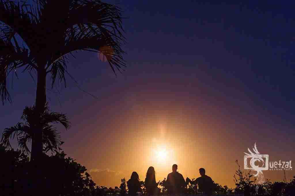 Sophie & Sean wedding in Playa del Carmen